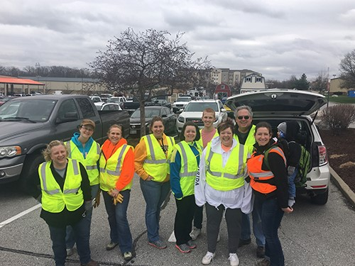 CSA gives back with Cleanup Columbia 2018
